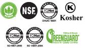 Caesarstone Certifications