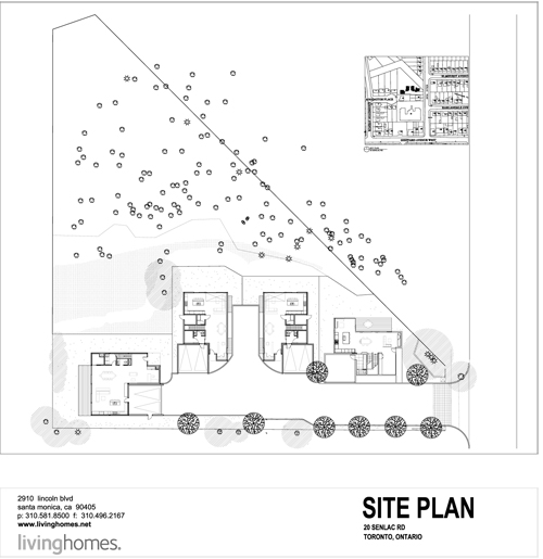 Nexterra LivingHomes Site Plan