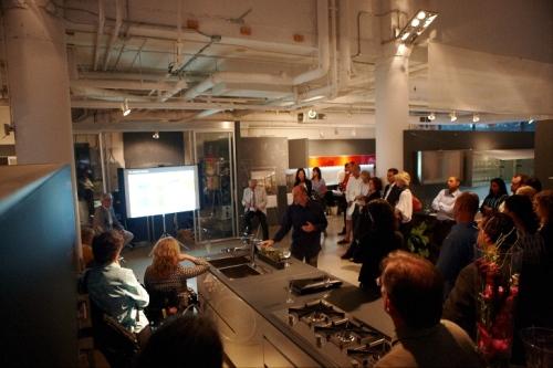 Steve Glenn announcing LivingHomes launch in Canada
